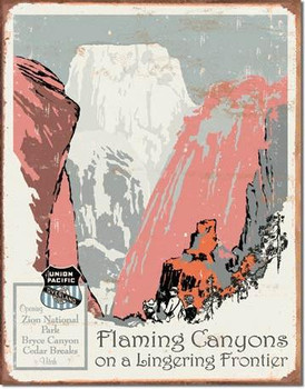 Union Pacific - Flaming Canyons (DISC)