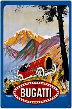 Bugatti Red