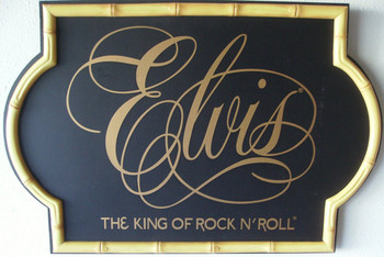 Elvis Pub Sign