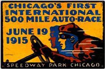 Chicago Speedway 500 XL