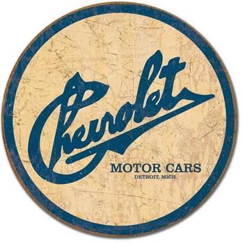 Chevy Historic Round Logo