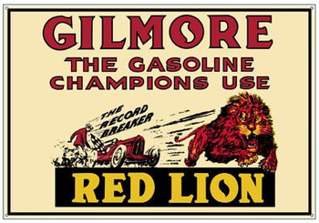 Gilmore Red Lion
