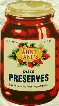 Aunt Jane's Preserves