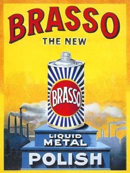 Brasso-Metal Polish