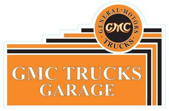 """GMC Truck Garage 32"""""""