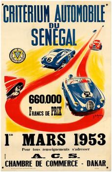 Senegal 1953