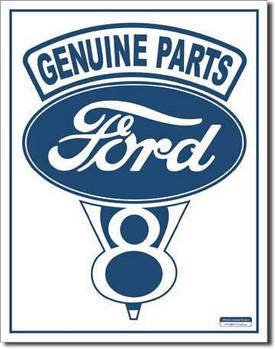 Genuine Parts Ford V-8 DISC