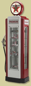 Wayne 70 Display Cabinet-Texaco