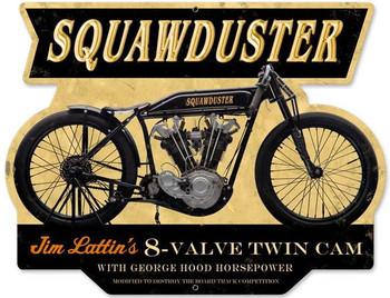 Squawduster
