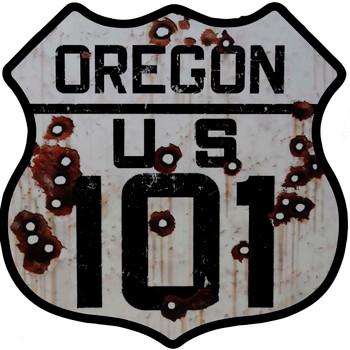 Oregon US 101