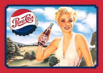 Pepsi - Lady Golfer