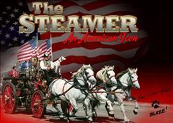 Steamer-American Icon Metal Sign