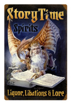 Story Time Spirits