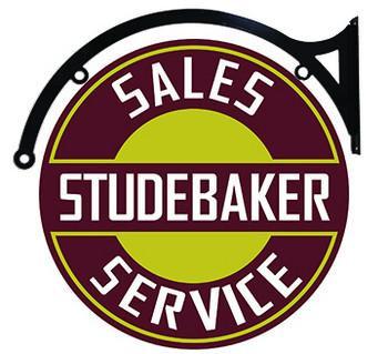 """Studebaker Service (22"""" disc hanger)"""
