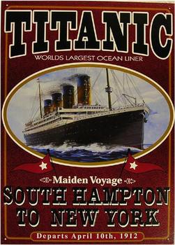 Titantic- Maiden Voyage