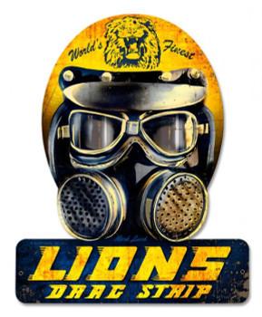 Lions Drag Helmet