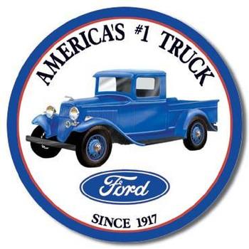 "Ford America's #1 Truck 12"""