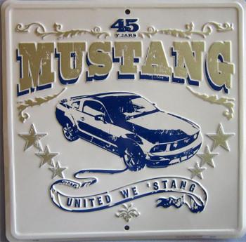 Mustang 45 Years