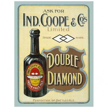 Ind. Coope Double Diamond Pale Ale
