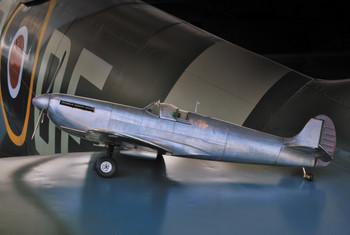 Spitfire Fighter Plane Model AP456