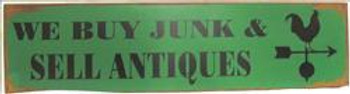 We Buy Junk & Sell Antiques Green