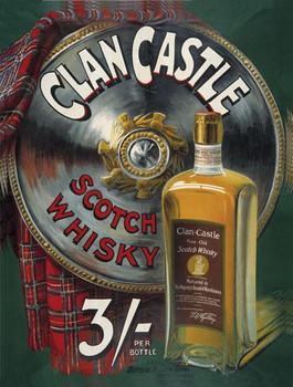 Clam Castle Scotch Whisky