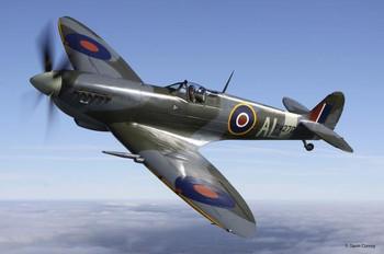 Spitfire Airplane 1