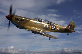 Spitfire FLA Airplane