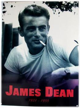 James Dean 1931-1955 Metal Sign