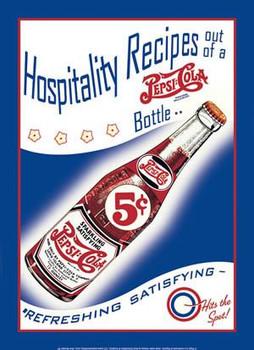 Pepsi:Cola Hospitality Recipes