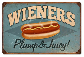 Weiners Plump and Juicy