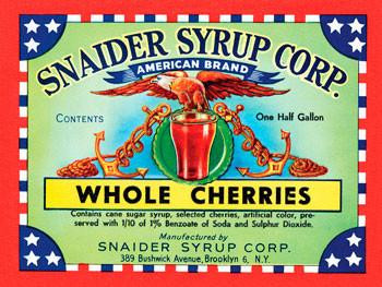 Snaider Syrup Corp.