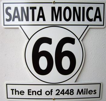 Santa Monica End of 2448