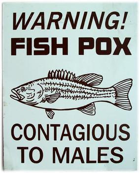 Warning! Fish Pox (disc)