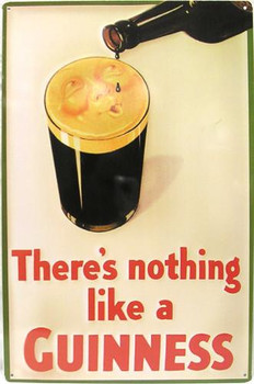 There's nothing like a Guinness