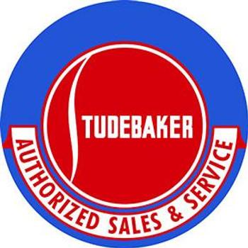 "Studebaker Sales & Service 22"" disc"