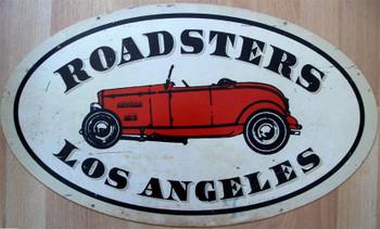 Roadsters-Los Angeles (oval)