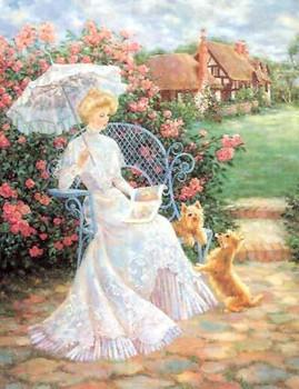 The Garden Rose 1