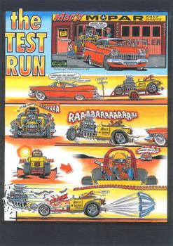 the Test Run