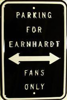 Parking For Earnhardt