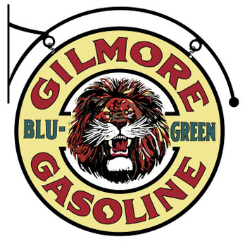 Gilmore Lion Double Sided Hanging