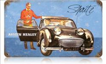 Sports Austin Healey