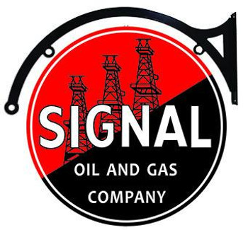"Signal 18"" Disk Hanging"
