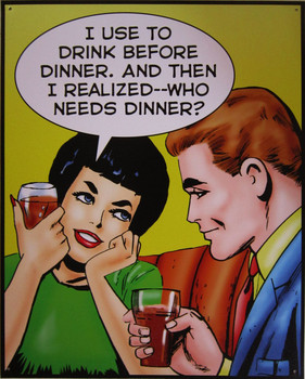 Use To Drink Before Diner (Disc)