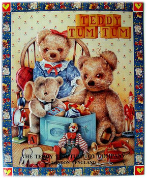 Teddy Tum Tum-3 Bears (disc)