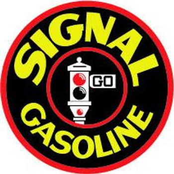 "Signal Gasoline 12"" Disk"