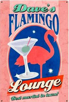 Flamingo Lounge Personalized
