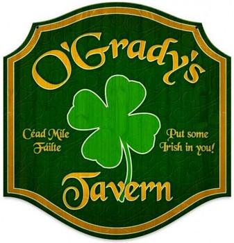 Irish Tavern Personalized
