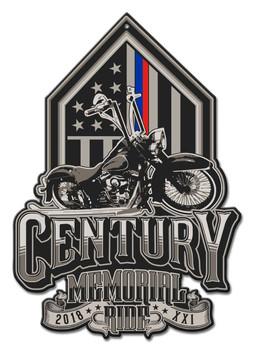 Century Memorial Ride 2018