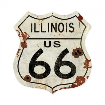 Illinois Rustic Us Route 66